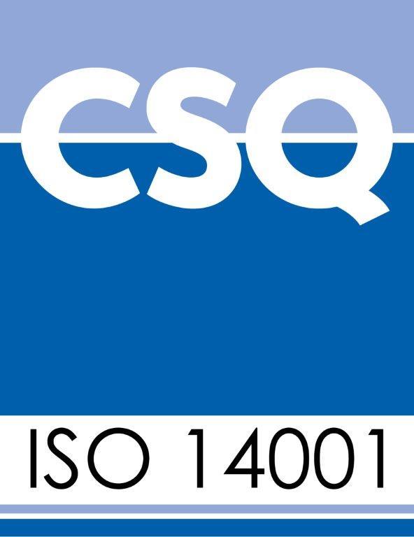 2021 Logo ISO 14001