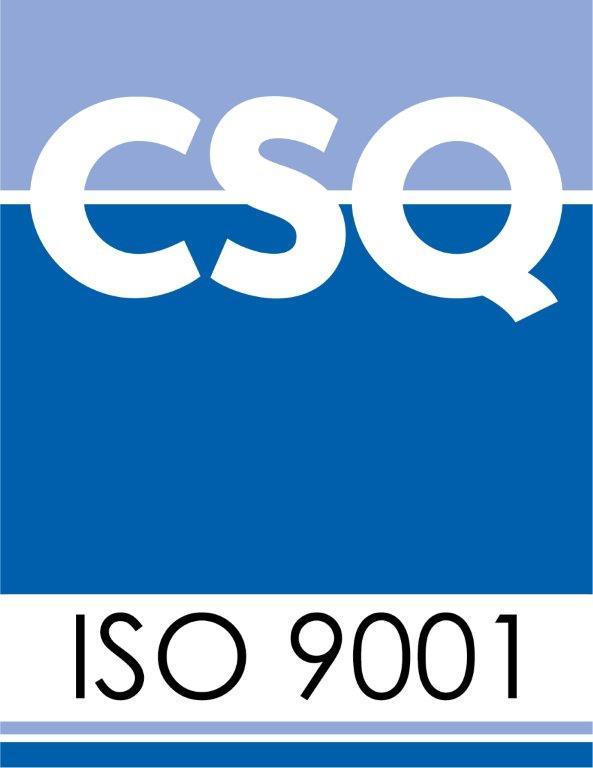 2021 Logo ISO 9001